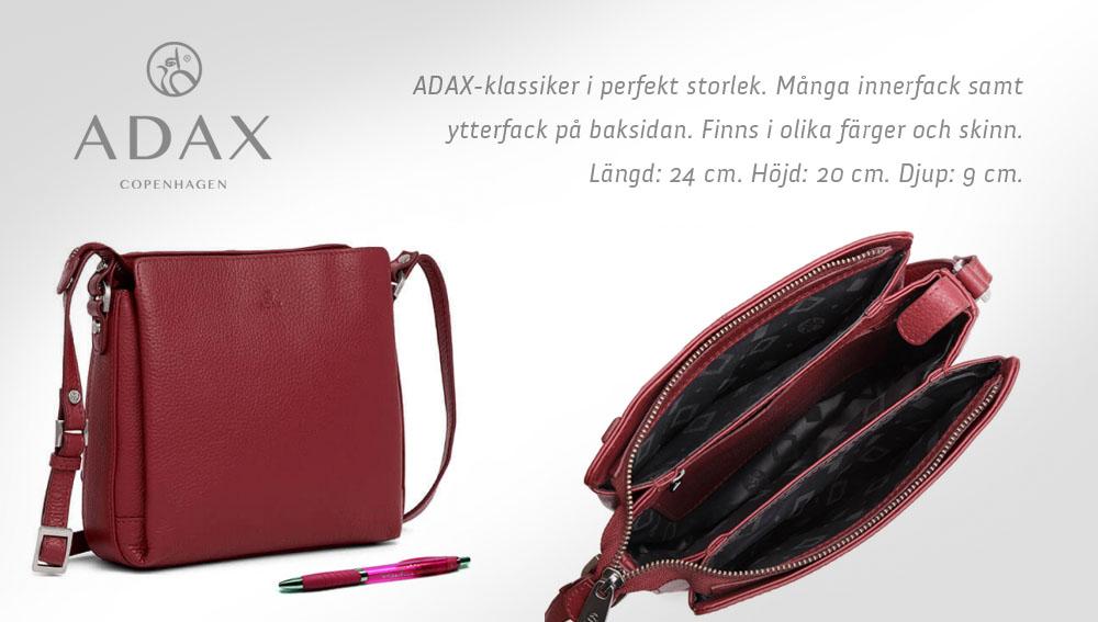 Väskor - snygga och praktiska från Adax - www.puppelina.se ... ec69223801600